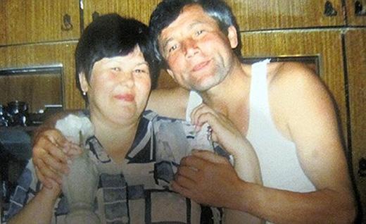 Bà Fagilyu cùng chồng(Ảnh: Internet)