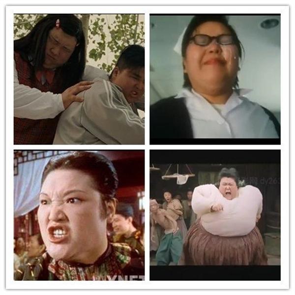 """Phim của Châu Tinh Trì cũng không thể thiếu được những """"quý cô ngàn cân"""" đầy ấn tượng và hài hước."""