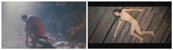 Châu Tinh Trì từng bắt chước cảnh khỏa thân kinh điển của Terminator cho phim Vua Phá Hoại, sau này ông tiếp tục tái hiện trong Mối Tình Ngoại Truyện.