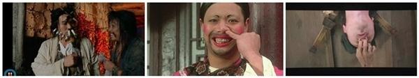 Những màn móc mũi, ngoáy mũi được lặp đi lặp lại trong phim Châu Tinh Trì.