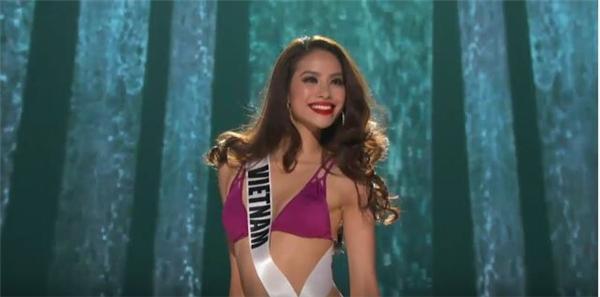 Phạm Hương tự tin làm nổi trong phút cuối đêm bán kết Miss Universe - Tin sao Viet - Tin tuc sao Viet - Scandal sao Viet - Tin tuc cua Sao - Tin cua Sao