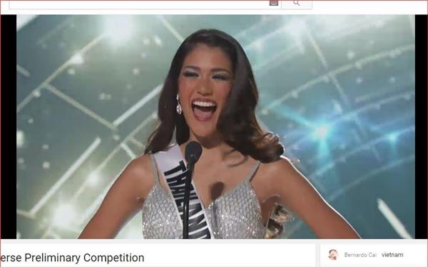 Hoa hậu Hoàn vũThái Lan - Tin sao Viet - Tin tuc sao Viet - Scandal sao Viet - Tin tuc cua Sao - Tin cua Sao