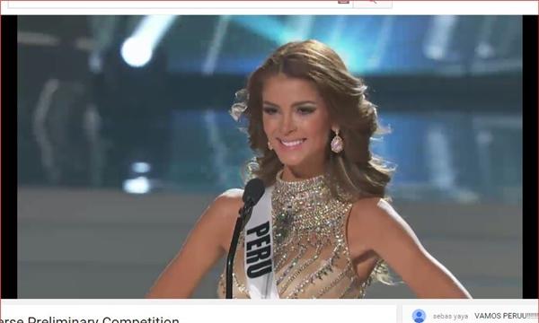 Hoa hậu Hoàn vũ Peru - Tin sao Viet - Tin tuc sao Viet - Scandal sao Viet - Tin tuc cua Sao - Tin cua Sao