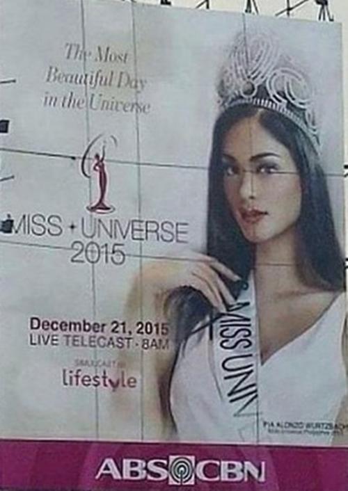 Thông tin được đăng tải trên đài ABS - CBN.