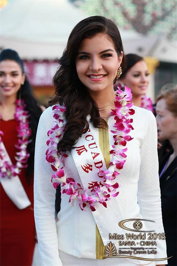 Hoa hậu Ecuador - Tin sao Viet - Tin tuc sao Viet - Scandal sao Viet - Tin tuc cua Sao - Tin cua Sao