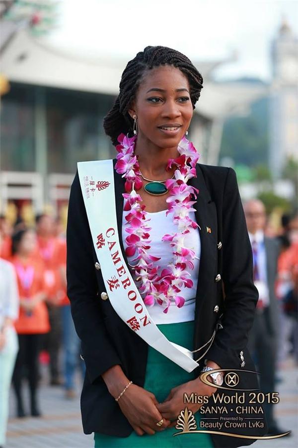 Hoa hậu Cameroon - Tin sao Viet - Tin tuc sao Viet - Scandal sao Viet - Tin tuc cua Sao - Tin cua Sao