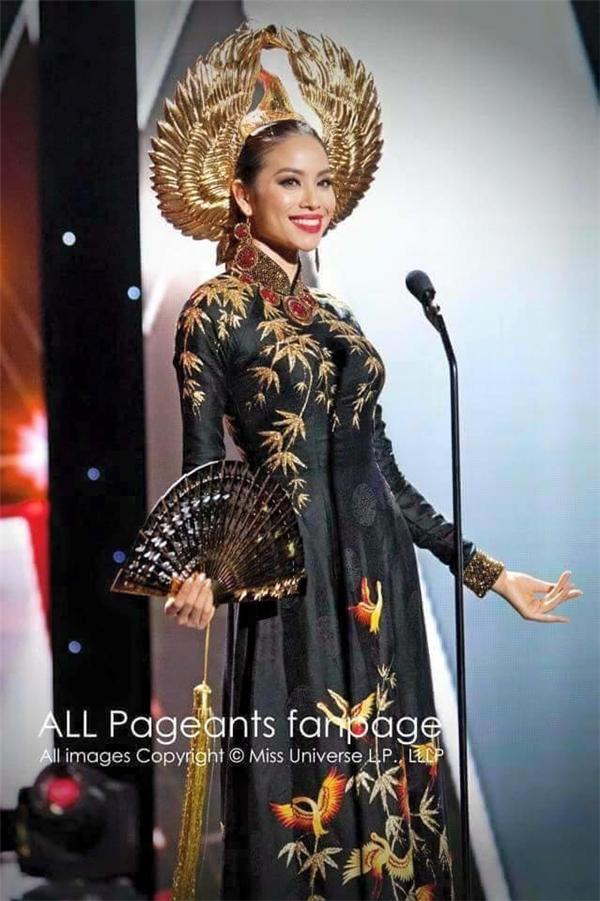Phạm Hương được chấm điểm cao ngất trong đêm bán kết Miss Universe - Tin sao Viet - Tin tuc sao Viet - Scandal sao Viet - Tin tuc cua Sao - Tin cua Sao