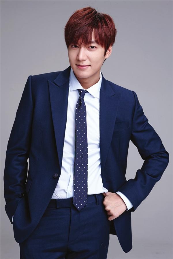 Gương mặt thon gọn trước kia của Lee Min Ho...