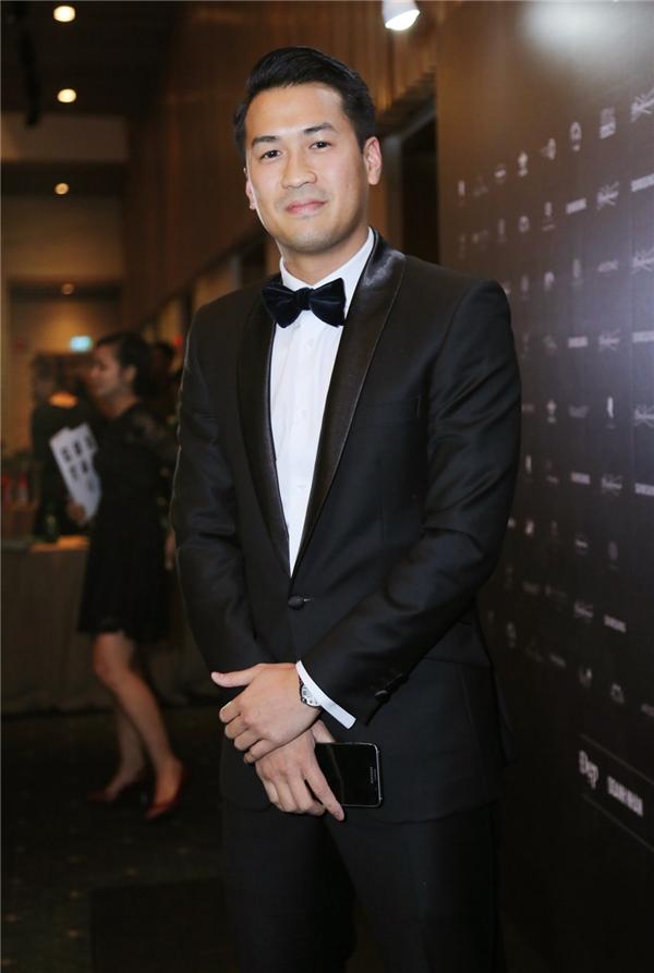 Người đàn ông lịch lãm nhất năm Phillip Nguyễn - Tin sao Viet - Tin tuc sao Viet - Scandal sao Viet - Tin tuc cua Sao - Tin cua Sao