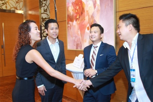 Cơ hội gặp gỡ cùng những chuyên gia, nhà đầu tư tiềm năng.