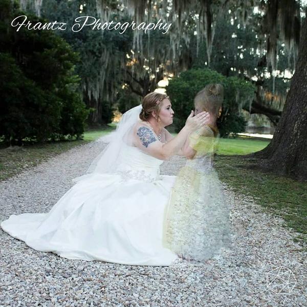 Tấm ảnh cưới cảm động nhất thế gian.