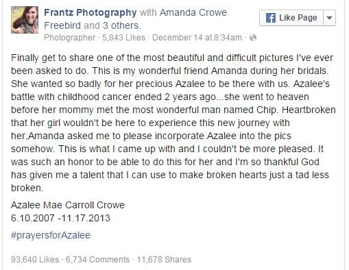 Tấm ảnh của cô nhiếp ảnh gia đạt được nhiều lượt like và chia sẻ.