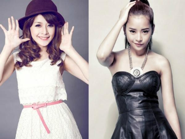 Sự đối lập phong cách từ lúc là một cô bé tuổi teen đến khi trưởng thành của Chi Pu không khiến fan bất ngờ.