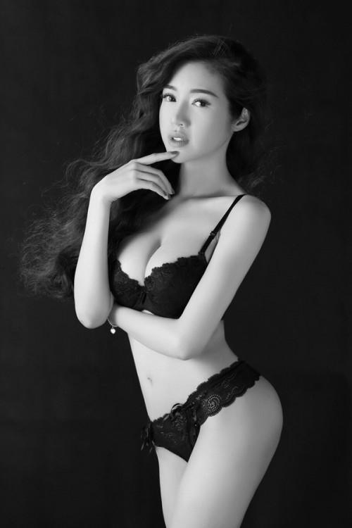 Điểm lại những bộ ảnh nội y nóng nhất Vbiz 2015 - Tin sao Viet - Tin tuc sao Viet - Scandal sao Viet - Tin tuc cua Sao - Tin cua Sao