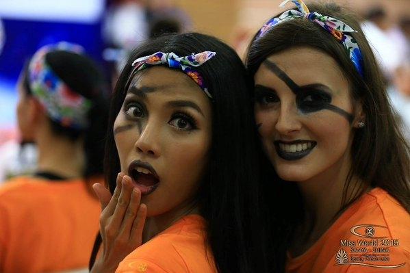 Người hâm mộ có quyền hi vọng Lan Khuê sẽ lọt thẳng vào vòng thi ứng xử tại Miss World 2015. - Tin sao Viet - Tin tuc sao Viet - Scandal sao Viet - Tin tuc cua Sao - Tin cua Sao