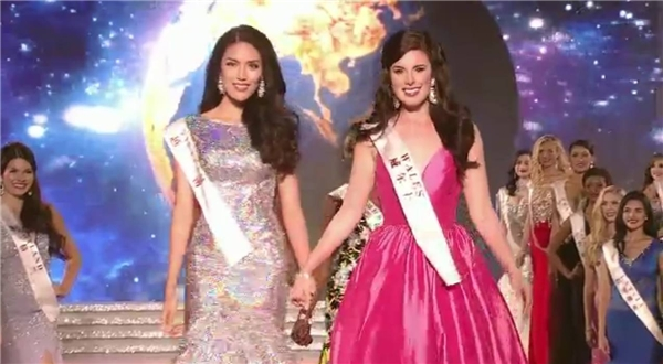Lan Khuê lội ngược dòng vào top 11 tại đêm chung kết Hoa hậu Thế giới - Tin sao Viet - Tin tuc sao Viet - Scandal sao Viet - Tin tuc cua Sao - Tin cua Sao