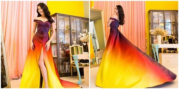 Bộ váy giúp Lan Khuê có được chiến thắng. - Tin sao Viet - Tin tuc sao Viet - Scandal sao Viet - Tin tuc cua Sao - Tin cua Sao