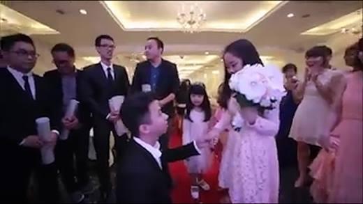 2015 - năm nở rộ những màn cầu hôn bá đạo tới nóc