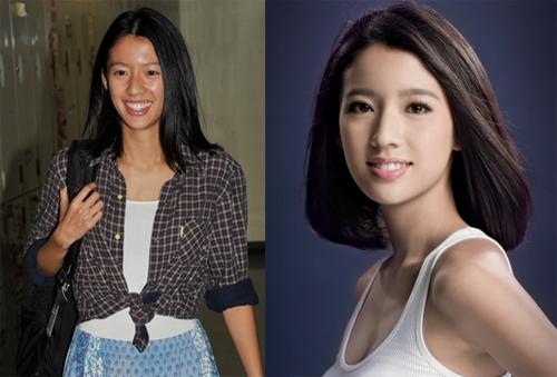 """Thái Tư Bối là á hậu Hong Kong năm 2013. Hiện tại cô đã đầu quân cho TVB và được gọi là """"sát thủ quý ông"""" vì sự đào hoa của mình. Từ lúc gia nhập ngành giải trí đến nay cô liên tục vấp phải rất nhiều scandal tình cảm. Khuôn mặt nhỏ dài là ưu điểm rất lớn của cô."""