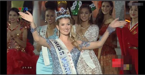 Ngôi vị Hoa hậu Thế giới 2015 đã thuộc về thí sinh đến từ Tây Ban Nha - Tin sao Viet - Tin tuc sao Viet - Scandal sao Viet - Tin tuc cua Sao - Tin cua Sao