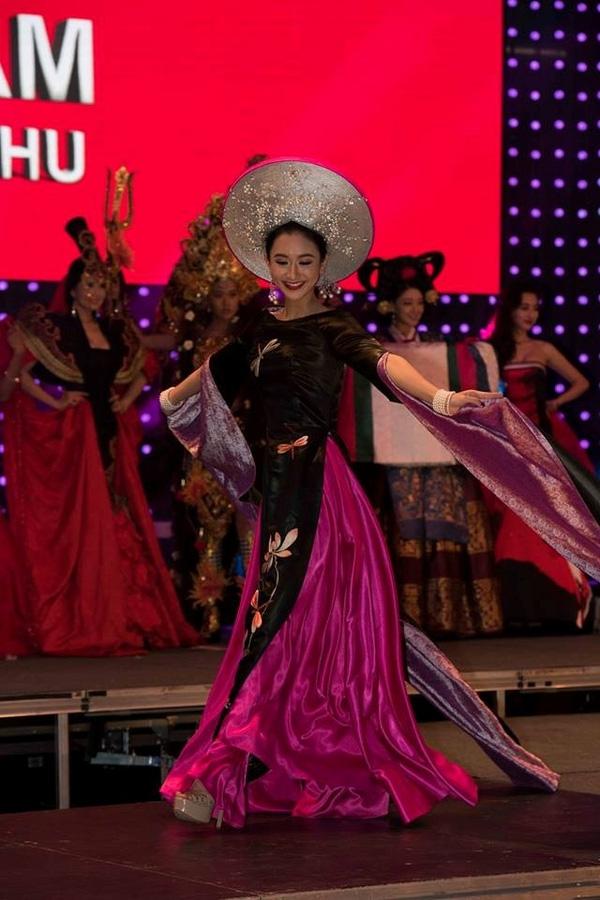 Đại diện Việt Nam - Hà Thu đã lọt Top 17 chung cuộc và là thí sinh được yêu thích nhất - Tin sao Viet - Tin tuc sao Viet - Scandal sao Viet - Tin tuc cua Sao - Tin cua Sao