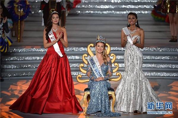 Top 3 danh hiệu cao nhất trong đêm chung kết Miss World 2015 diễn ra tại thành phố Tam Á, Hải Nam, Trung Quốc. - Tin sao Viet - Tin tuc sao Viet - Scandal sao Viet - Tin tuc cua Sao - Tin cua Sao