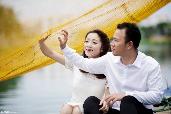 Cặp đôi Thùy Trang- Gia Thức