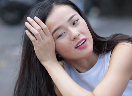 Khác xa với hình ảnh hot girl lung linh xinh đẹp bạn thường thấy, Hạ Vi không ngần ngại để mồ hôi nhễ nhại, tóc rối tung, quyết tâm vượt qua các thách thức! - Tin sao Viet - Tin tuc sao Viet - Scandal sao Viet - Tin tuc cua Sao - Tin cua Sao