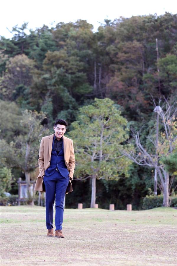 Ngoài những cảnh quaylãng mạn, Noo Phước Thịnh còn dẫn dắt khán giả đến với một số địa điểm nổi tiếng tại Kanazawa. - Tin sao Viet - Tin tuc sao Viet - Scandal sao Viet - Tin tuc cua Sao - Tin cua Sao