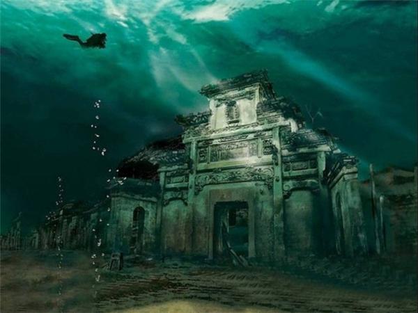 Sửng sốt trước kì quan dưới nước độc và lạ nhất hành tinh