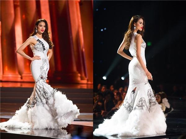 Người đẹptỏa sáng rạng ngờitrong đêm bán kết Miss Universe 2015 vừa rồi. - Tin sao Viet - Tin tuc sao Viet - Scandal sao Viet - Tin tuc cua Sao - Tin cua Sao