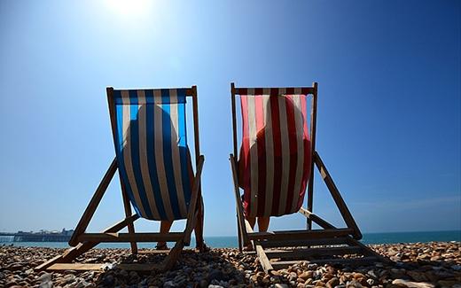 Dự báo thời tiết của Văn phòng Met cho biết năm 2016 sẽ còn nóng hơn năm 2015. (Ảnh: Getty Images)