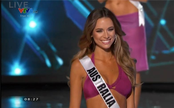 Top 15 Miss Universe cực nóng bỏng trong trang phục bikini