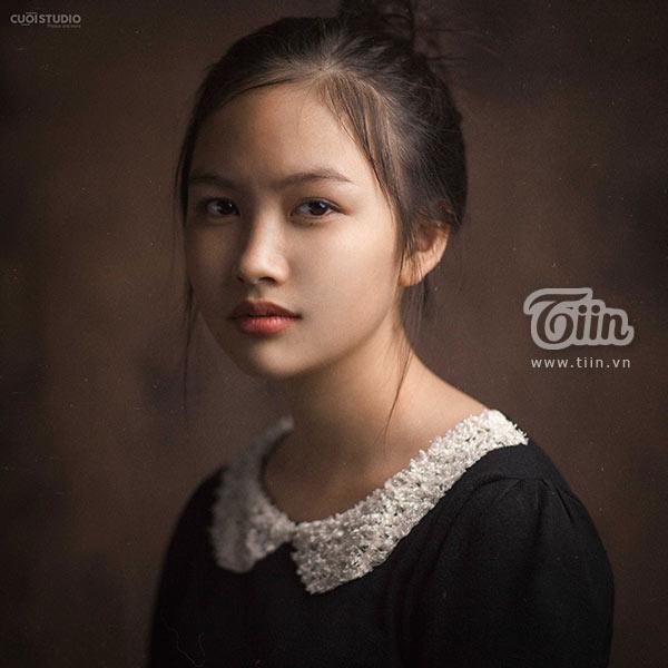 Bức ảnh cô gái Việt bất ngờ đạt điểm số cao nhất trên trang ảnh quốc tế