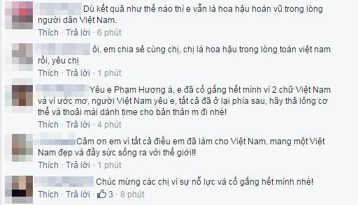 Khán giả Việt Nam đồng lòng ủng hộ Phạm Hương và mong chờ ngày cô trở về Việt Nam. - Tin sao Viet - Tin tuc sao Viet - Scandal sao Viet - Tin tuc cua Sao - Tin cua Sao