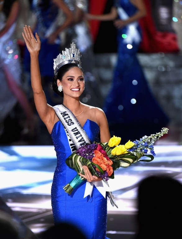 Đại diện PhilippinesPiasẽ trở thànhHoa hậu Hoàn vũ 2015. - Tin sao Viet - Tin tuc sao Viet - Scandal sao Viet - Tin tuc cua Sao - Tin cua Sao