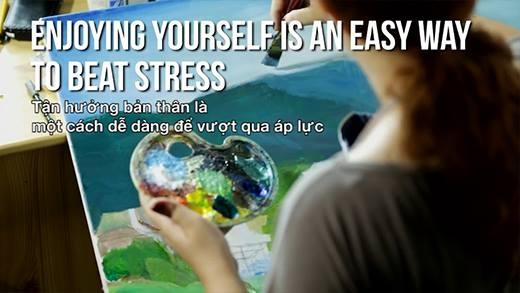 8 bí kíp đơn giản giúp bạn thoát khỏi áp lực cuộc sống