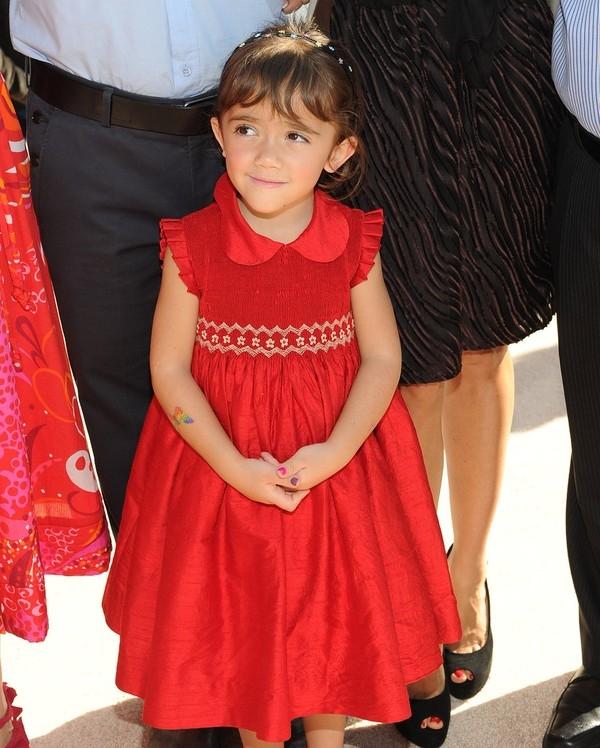 Valentina Paloma Pinaultcó khối tài sản hơn 12 triệu đô la. Ảnh: Internet