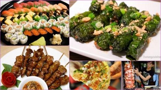 Ở mỗi thể loại, sẽ có hơn 50 món ăn ngon, được bố trí thành khu vực riêng biệt để quý khách dễ dàng chọn lựa.