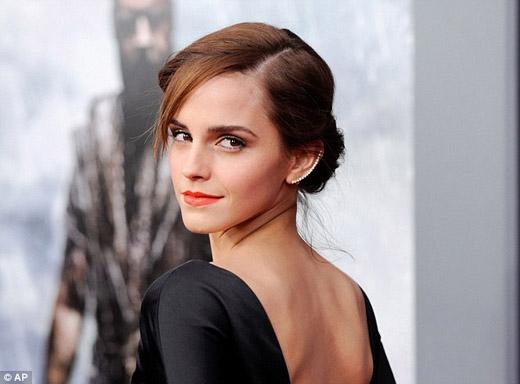 Việc tuyển vai đã làmdấylên rất nhiều tranh cãi, đặc biệt diễn viên thủ vai Hermione. (Ảnh: Daily Mail)