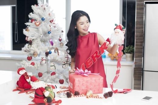Bí quyết đón Giáng sinh cùng cô nàng công sở
