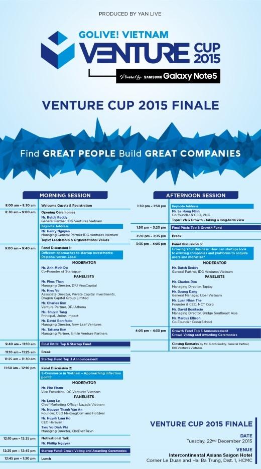 Ngày hội sẽ diễn ra từ 9g đến 16g30 ngày 22/12 tại Khách sạn Intercontinental, TP. HCM.
