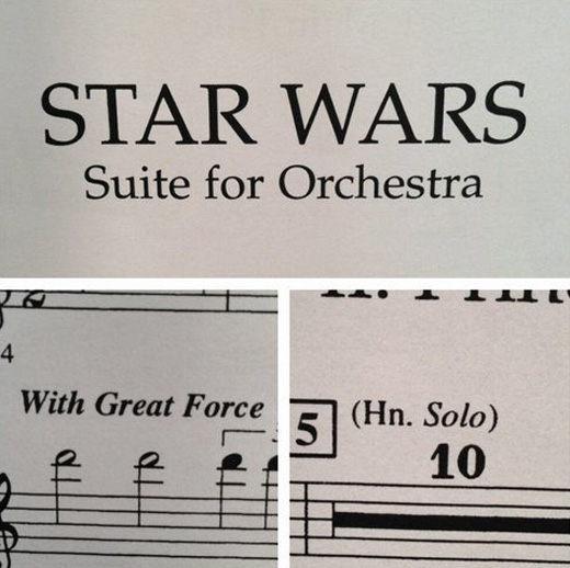 Chỉ có fan của Star Wars mới hiểu? (Ảnh: Internet)