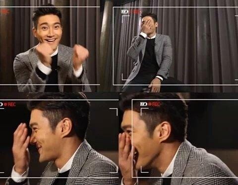 """Cư dân mạng chế phản ứng của Siwon khi biết """"danh tính"""" vợ mình"""