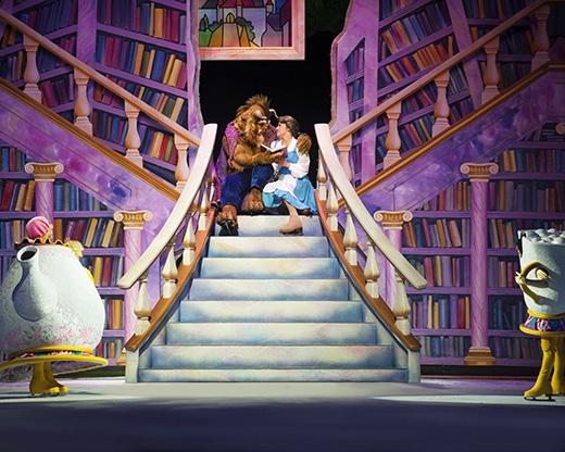 Khi những câu chuyện cổ tích được thổi hồn theo cách của Disney