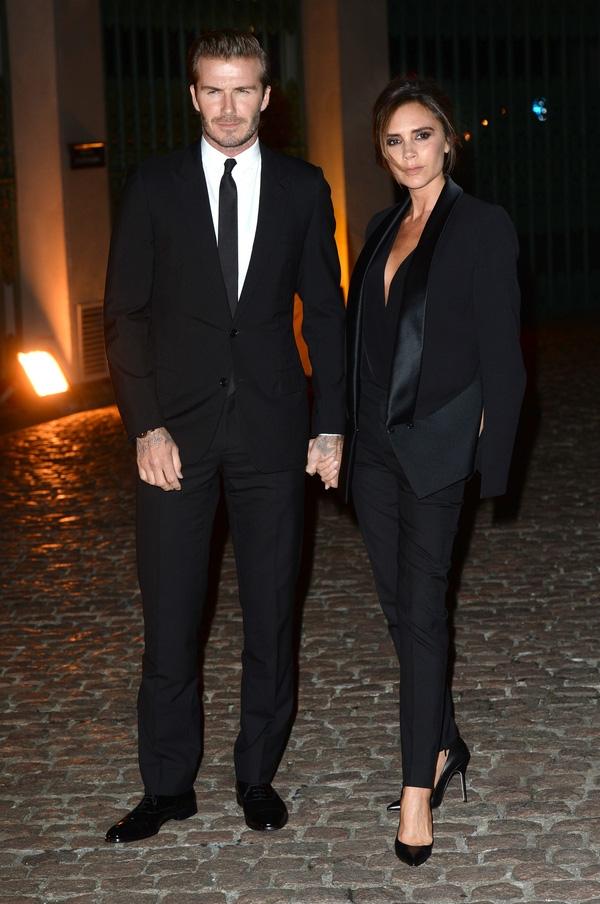 Beckham không quá đau đầu khi phải chọn quà Giáng sinh cho Victoria.