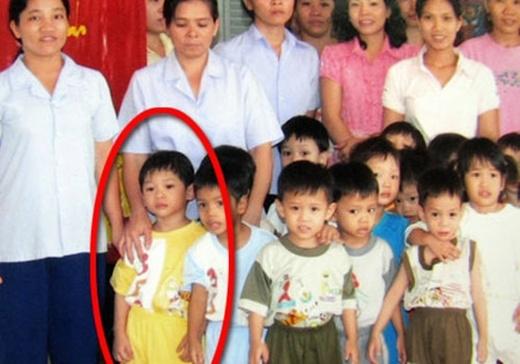 Hình ảnhQuang Sángkhi ở trung tâm Tam Bình. (Ảnh: Internet)