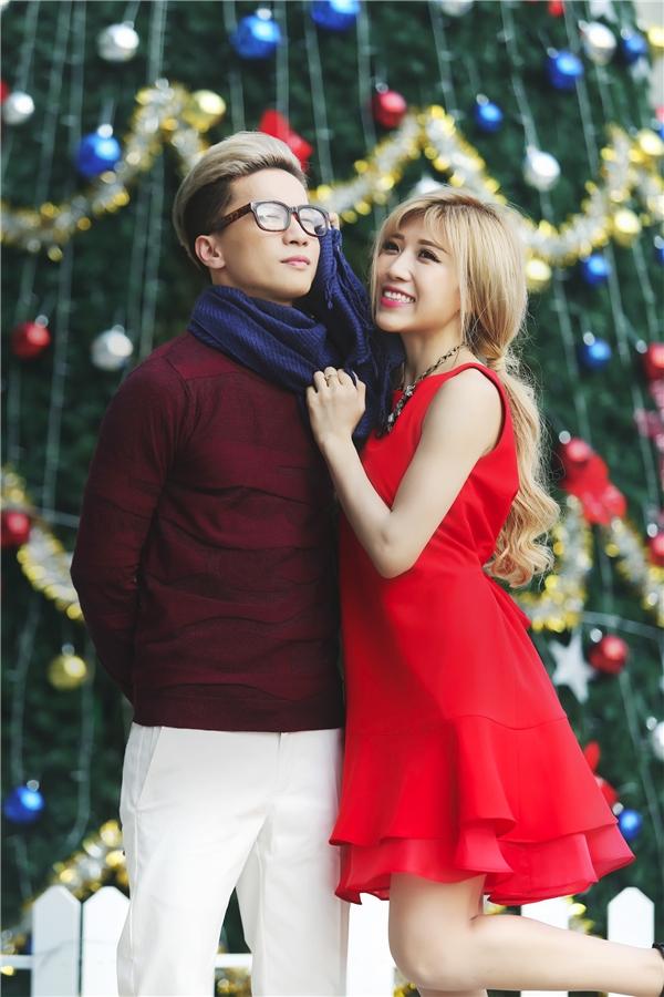 Khóc – cười mùa Giáng sinh cùng Trang Pháp và S.T 365 - Tin sao Viet - Tin tuc sao Viet - Scandal sao Viet - Tin tuc cua Sao - Tin cua Sao