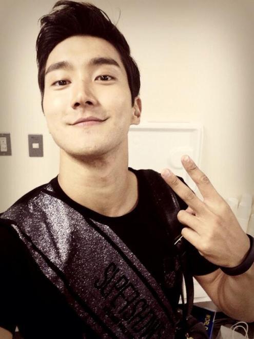 Pia Wurtzbach là fan ruột của Siwon (Super Junior).