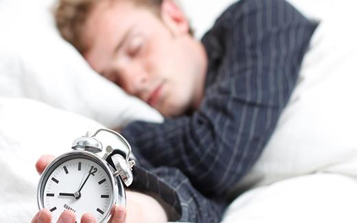 Tế bào cảm nhận mùi vị trong não bộ đã tự động tắt đi khi ngủ. (Ảnh: Internet)